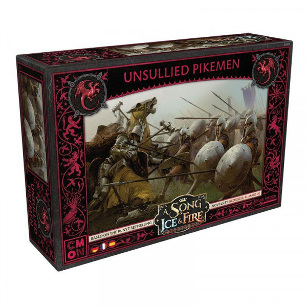 Song of Ice & Fire - Unsullied Pikemen