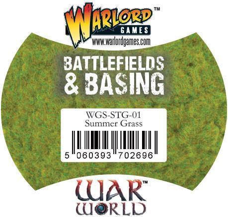Warlord Games Battlefields & Basing: Summer Grass (500ml)