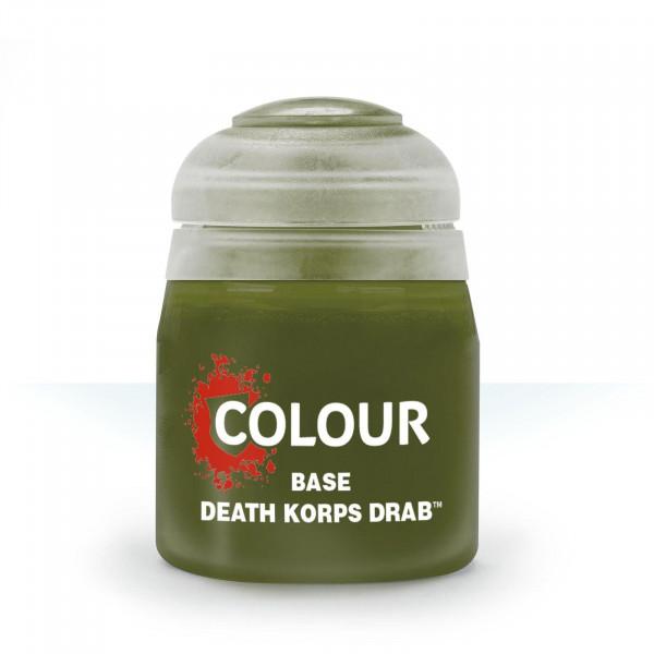 Farben Base: Death Korps Drab