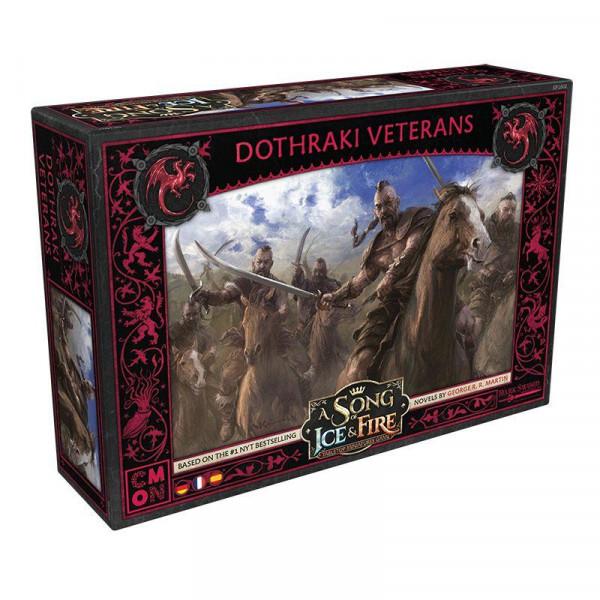 A Song of Ice & Fire - Dothraki Veterans (Veteranen der Dothraki)