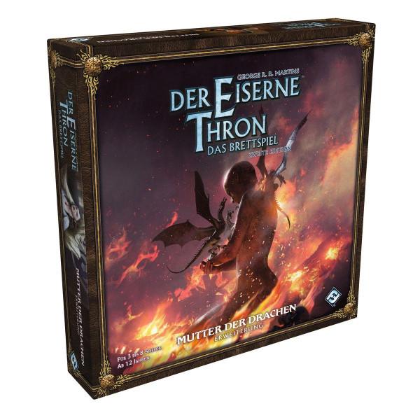 Der Eiserne Thron: Das Brettspiel 2. Edition - Mutter der Drachen Erweiterung