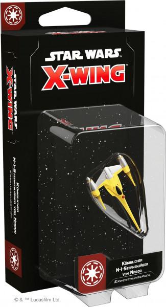 Star Wars: X-Wing: 2 Edition - Königlicher N-1-Sternenjäger von Naboo