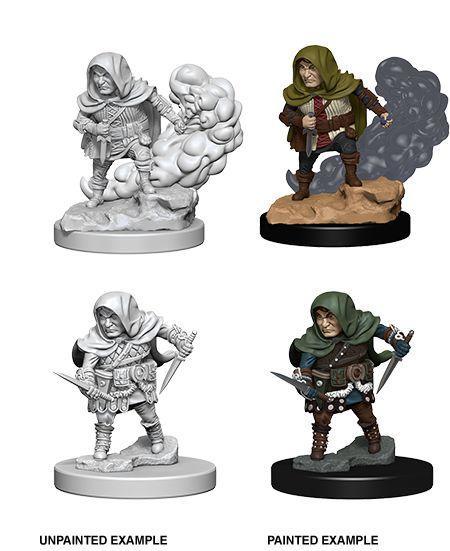 D&D Nolzur's Marvelous Unpainted Minis: Halfling Male Rogue