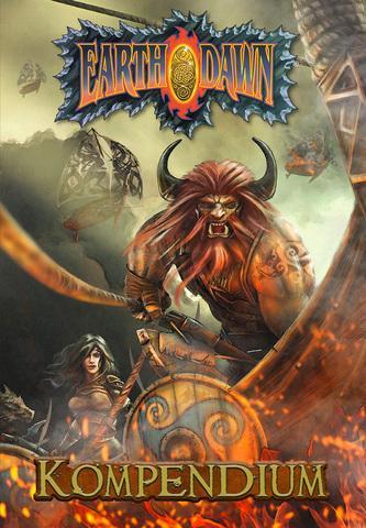 Earthdawn - Kompendium