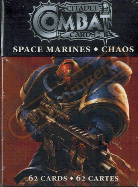 Warhammer 40.000 Combat Cards
