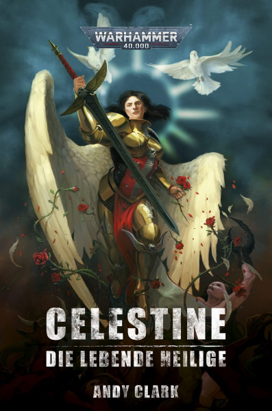 Warhammer 40.0000 - Celestine: Die Lebende Heilige