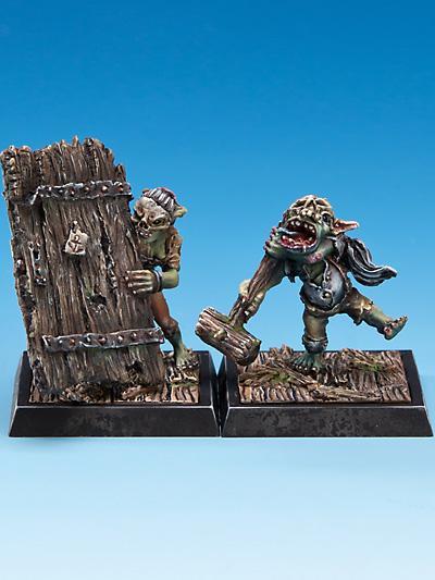 Freebooter Goblin Piraten Tarro & Ampara