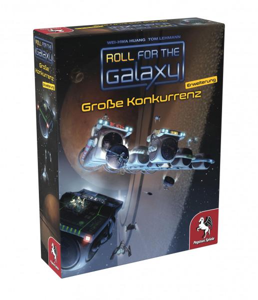 Roll for the Galaxy: Große Konkurrenz (Erweiterung)