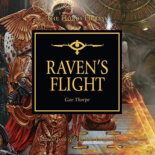 W40k Hörbuch Horus: Raven ´s Flight