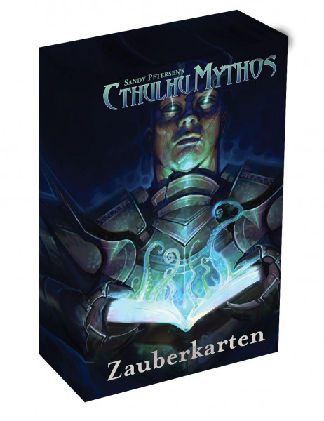 Cthulhu Mythos - 5. Edition - Zaubersprüche Kartenset