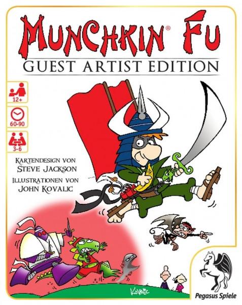 Munchkin Fu - Guest Artist Edition (Kovalic-Version)