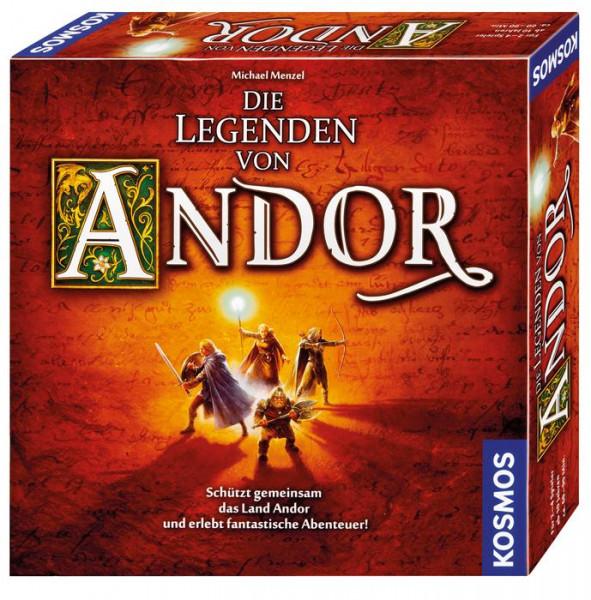 Die Legenden von Andor *Kennerspiel 2013*