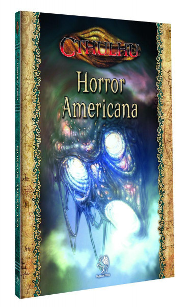 Cthulhu: Horror Americana (Softcover)