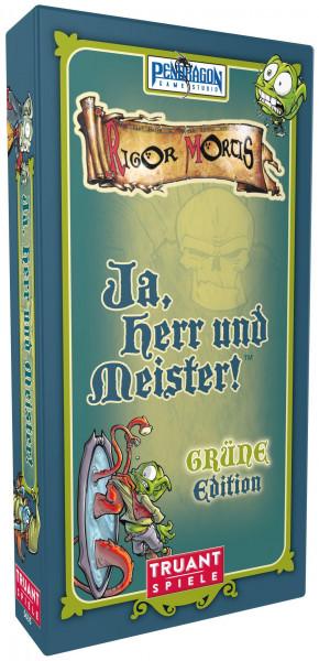 Ja, Herr und Meister - GRÜNE Edition