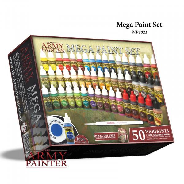 The Army Painter Mega Paint Set 2019