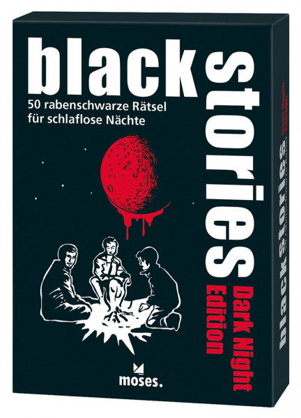 Black Stories - Dark Night Edition