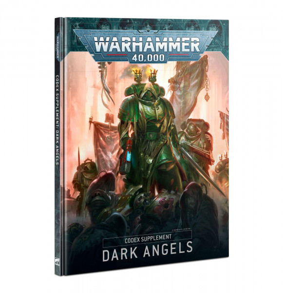 W40k Codex Dark Angels englisch