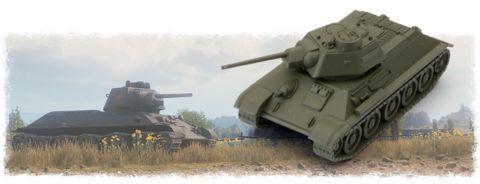 World of Tanks Expansion - Soviet (T-34) deutsch