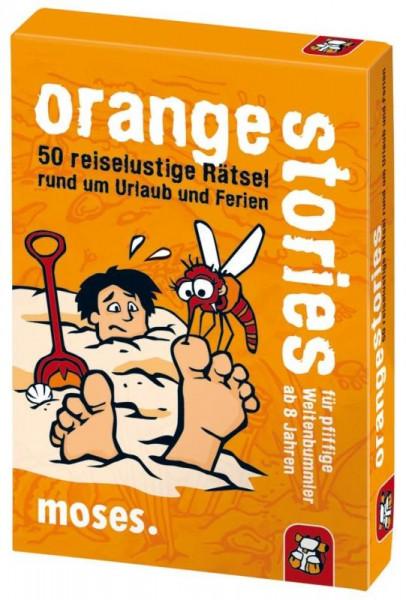 Black Stories - Orange Edition