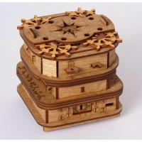 Cluebox - Escape Room in einer Box. Davy Jones' Locker