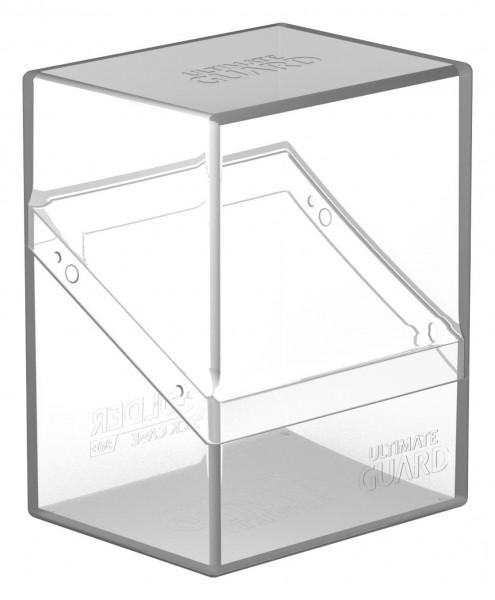Ultimate Guard Boulder Deck Case 80+ Standardgröße Transparent