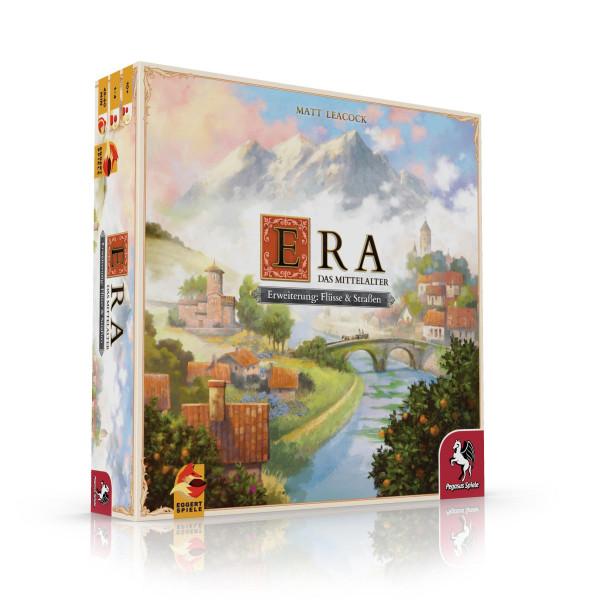 ERA - Das Mittelalter Flüsse & Straßen