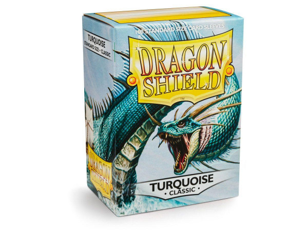 Dragon Shield Deck Protector Turquoise