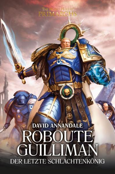 W40k Roman The Horus Heresy Primarchs - Robout Guilliman
