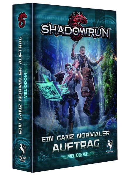 Shadowrun: Ein einfacher Auftrag