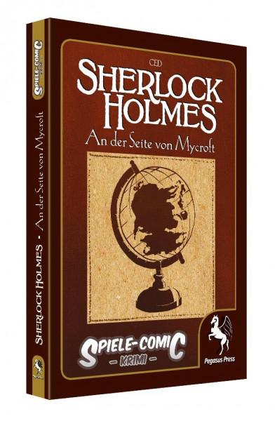 Spiele-Comic Krimi: Sherlock Holmes - An der Seite von Mycroft (Hardcover)