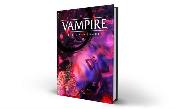 Vampire - Die Maskerade: Regelwerk (V5)