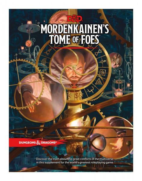 D&D Next Mordenkainen's Tome of Foes
