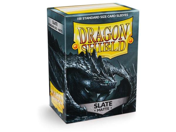 Dragon Shield Deck Protector Matte Slate