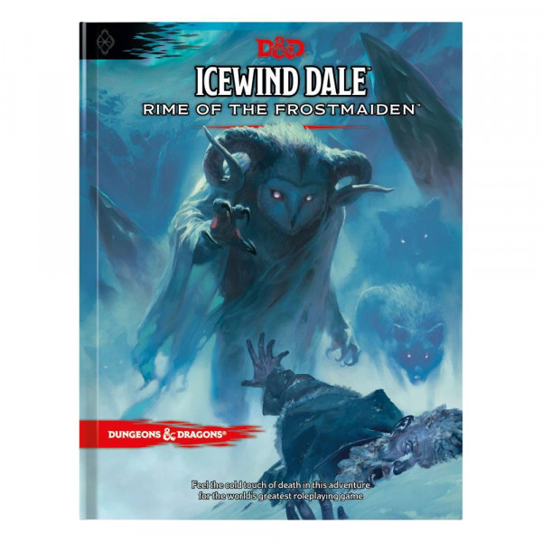 D&D Next Icewind Dale: Rime of the Frostmaiden