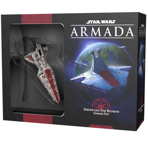 Star Wars: Armada - Sternzerstörer der Venator-Klasse