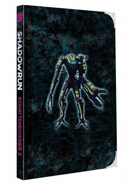 Shadowrun 5: Schattendossier  9783969280263 *limitierte Ausgabe *