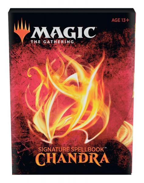 Magic: Signature Spellbook - Chandra
