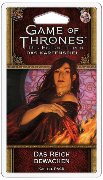 Game of Thrones Kartenspiel: Der Eiserne Thron - 2. Edi. - Das Reich bewachen / Blut und Gold 2
