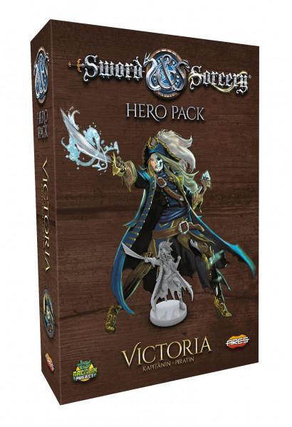 Sword & Sorcery - Victoria - Hero Pack