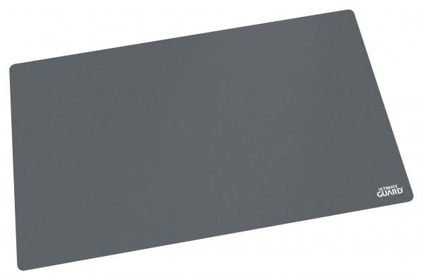 Ultimate Guard Spielmatte Monochrome Grau 61 x 35 cm