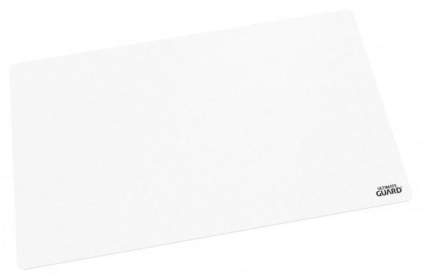 Ultimate Guard Spielmatte Monochrome Weiß 61 x 35 cm