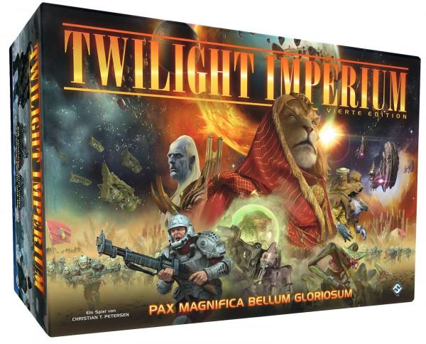 Twilight Imperium 4.Ed - Grundspiel