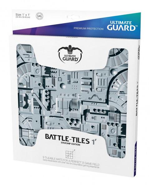 Ultimate Guard Play Mat Battle Tiles 1  Starship 30 x 30 cm