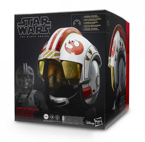 Star Wars Black Series Elektronischer Helm Luke Skywalker