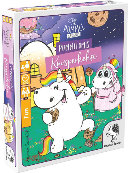 Pummel & Friends - Pummelomis Knusperkekse