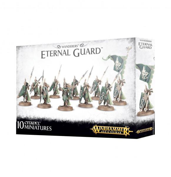 Age of Sigmar: Eternal Guard / Wyldwood Rangers
