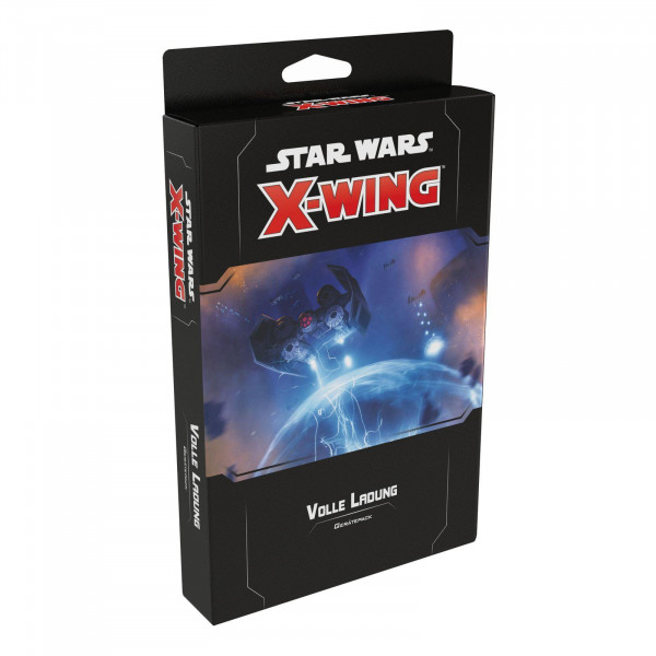 Star Wars: X-Wing: 2 Edition - Volle Ladung