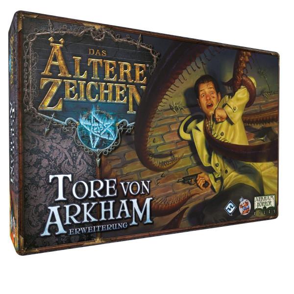 Das Ältere Zeichen: Tore von Arkham Erweiterung