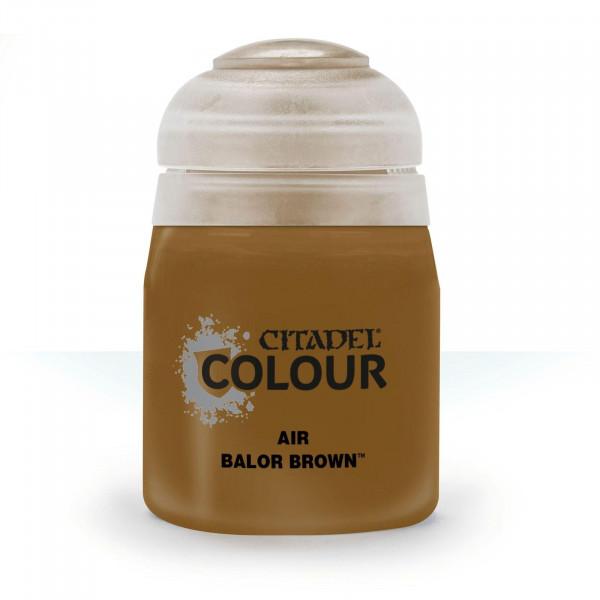 Farben Air 24ml: Balor Brown
