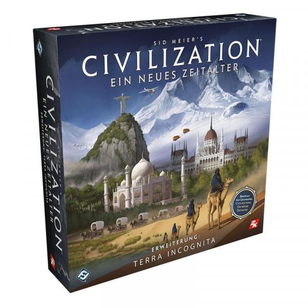 Civilization: Ein neues Zeitalter - Terra Incognita